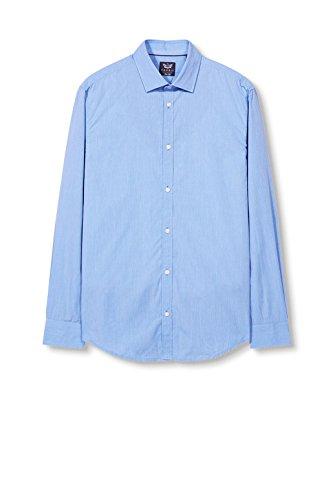 Esprit 126eo2f004, Chemise Business Homme Bleu (blue 430)