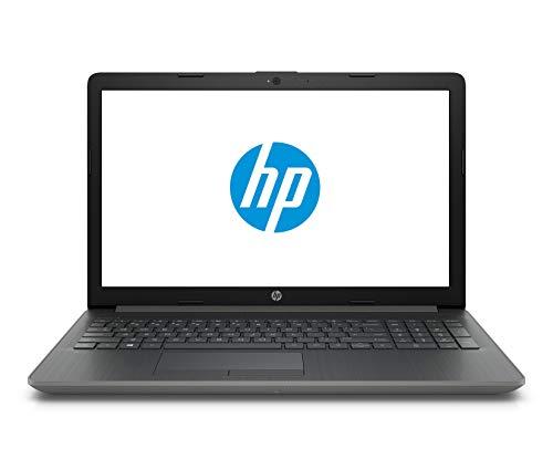 HP 15q-ds0018TU 2018 15.6-inch Laptop (7th Gen i3-7020U/4GB/1TB/Free DOS 2.0/Integrated Graphics), Smoke Gray