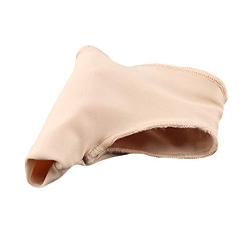 1 Par Hallux Valgus Thumb Big Bone Juanete Corrector Alta elasticidad Frenos Pedicura Pies Cuidado de los pies Corrección Dedos de los pies Separador
