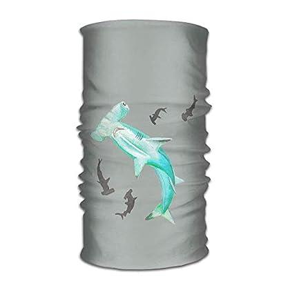 FAFANIQ Hammerhead Shark Headwear For Men And W...