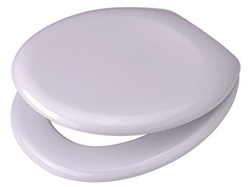 Preisvergleich Produktbild Toto Germany WC-Sitz Rondo Deckel mit Edelstahl-Befestigung weiß, 794680202