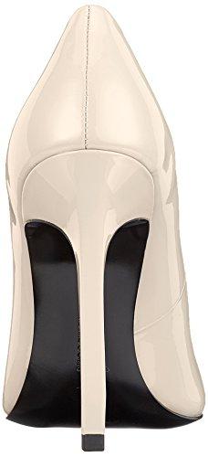 Patent Klein Paige Jeans 000 Snd Beige Calvin Pumps Damen qFwIBTad