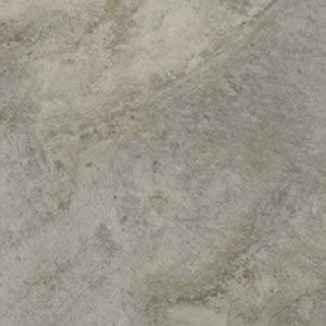 Amtico Spacia Vinyl Designbelag Pale Grey Slate grau Stone zum Verkleben, Kanten gefast wSS5S360133 - Grey Slate Fliese