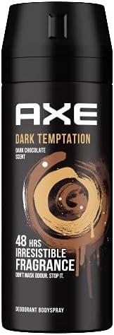 Axe Bodyspray for Men Dark Temptation, 150 ml