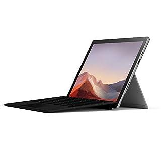Microsoft Surface Pro 7, Core i5, RAM 8 GB, SSD 128 GB, Platinum + Tastiera Nera (B07Z9KN91B) | Amazon price tracker / tracking, Amazon price history charts, Amazon price watches, Amazon price drop alerts