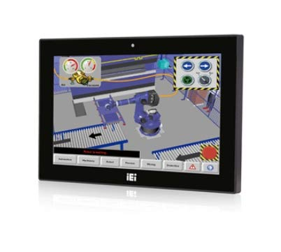 (DMC Taiwan) Wide 15.6 inches 400 cd/m² 1366x768 Panel PC with with Intel H81 Chipset, Pentium Dual Core G3320TE Processor (2.3 Ghz), TDP 35W, 2 x 2GB DDR3 RAM, 802.11a/b/g/n/ac WiFi Module 35w, Dual-core