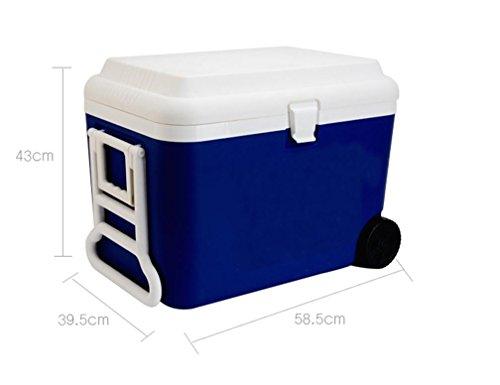 XW Car Home Picknick Kühlschrank , Blue,blue