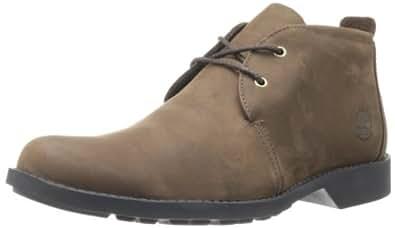 Timberland EK City Lite FTM_Chukka WP, Herren Chukka Boots, Braun (BROWN), 40 EU (6.5 Herren UK)