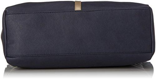 PIECES - Pcjaci Bag, Borsette da polso Donna Blu (Navy Blazer)