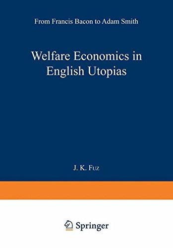 Jk Adams Farm (Welfare Economics in English Utopias: From Francis Bacon to Adam Smith)