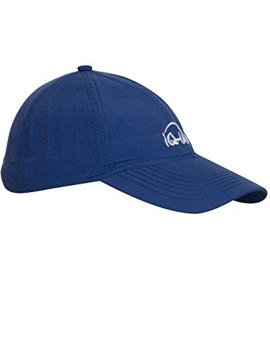iQ-UV 200 Sonnenschutz Cap Kappe, Navy, 55-61 cm -