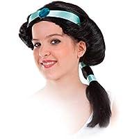 DISBACANAL Peluca Princesa Jasmine