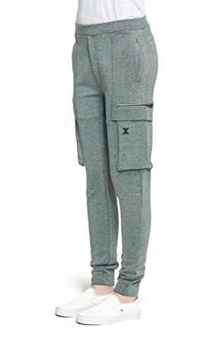 Onepiece Unisex Sporthose Pant Distance Grau (grey Mel)