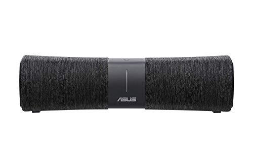 ASUS Lyra Voice - Sistema WiFi de Red Mesh AC2200 con Altavoz Inteligente y Alexa Incorporado (Gigabit, Tri Banda, Ai Mesh soportado)