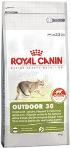 Royal Canin OUTDOOR 30 Cat Food 10kg