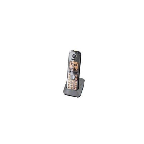 Panasonic KX-TGA671EXM - Teléfono inalambrico supletorio, color gris