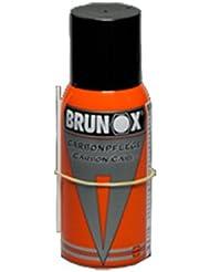 Brunox Fahrrad Pflegemittel Carbonpflege 125 ml Spray Carbon Reinigung Versiegelung, BR 125CAR