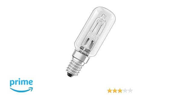 Warm White Osram 64862 T ECO 60 W Halogen Bulb