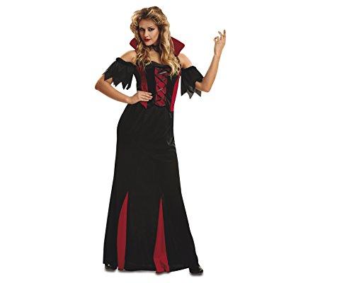 My Other Me Me-200239 Disfraz de vampiresa para mujer, M-L (Viving Costumes 200239