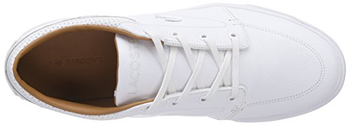 Lacoste BAYLISS VULC PRM Herren Sneakers Mehrfarbig (Wht/wht)