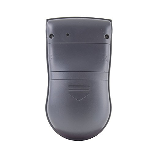 Japace® Digital LCD Display Polizei Alkoholtester Alkoholmessgerät Promilletester Atemalkoholtester mit 5 Mundstücken - 6