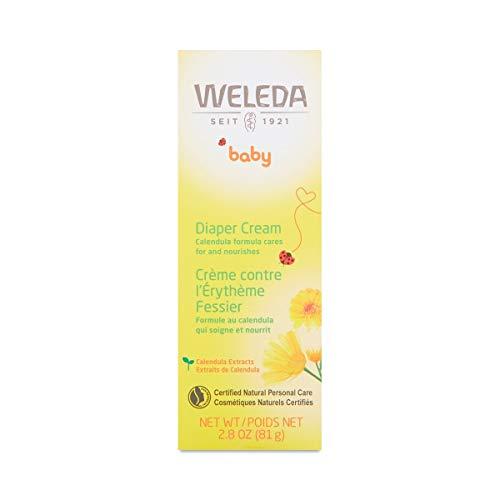 Baby Crema per il Cambio Pannolino alla Calendula - Weleda (75 ml) - Si invia con: un campione gratuito e una card super bella che puoi usare come segnalibro!