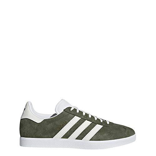 Adidas Gazelle, Zapatillas de Deporte para Hombre, (Verde 000), 38 2/3 EU