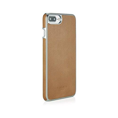 Pipetto Housse pour iPhone 6/6S/7 Plus Rose en poudre peau
