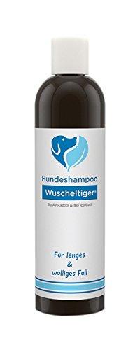 Hund und Herrchen Hundeshampoo Wuscheltiger