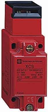 Schneider Electric XCSA802guardia interruttore TP, interruttore di sicurezza in metallo Xcsa-3NC-Slow Break-1entrata tapped M20, part number - Entrata Unità