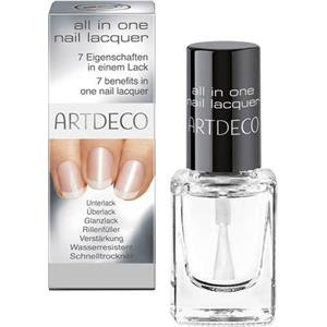 Nagellack Pflege (Artdeco Nagellack All in One Lacquer, 1er Pack (1 x 10 ml))