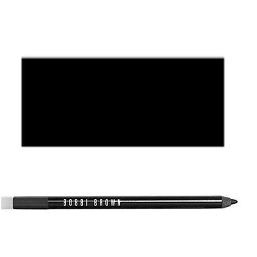 Bobbi Brown Long Wear Eye Pencil, No. 01 Jet, 0.045...