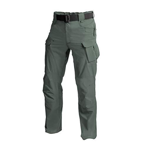 Tru Spec Olive Drab (Helikon-Tex OTP Hose (Outdoor Tactical Pants) - VersaStretch - Olive Drab)