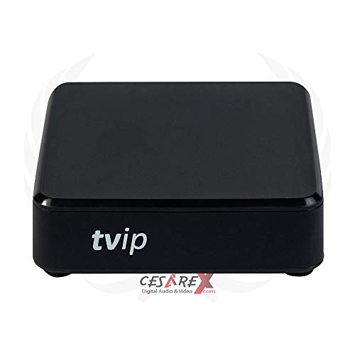 TVIP S-Box v.415 IPTV HEVC HD Android 4.4 Linux Multimedia Stalker Interner IP TV Streamer 512MB RAM + 4GB Flash, MicroSD Card, EXT.IR, 2,4/5GHz WiFi