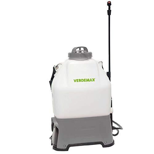 VERDEMAX Pompa spruzzatrice a zaino, 16 l,batteria al litio