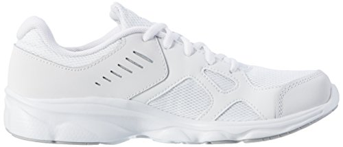 Under Armour Gs Pace - Scarpe Running Unisex Adulto Bianco (White)