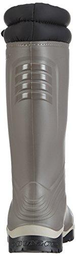 Dunlop K401061 Gev.lrs.blizz Grys 41, Bottes Adulte Mixte Gris