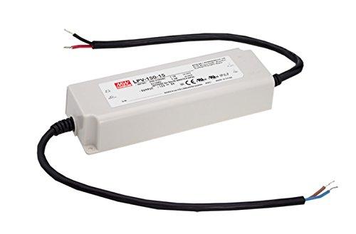 Preisvergleich Produktbild MEANWELL schaltnetzteil (wasserdichte Led - Power) LPV-150-12 120w 12V10A( 3-Pack)