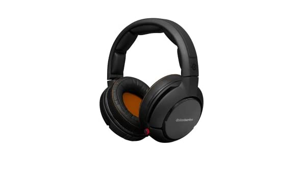 SteelSeries H Wireless Gaming Headset with Dolby 7.1 Surround Sound for  PC Mac PS3 4 Xbox 360 and Apple TV - Buy SteelSeries H Wireless Gaming  Headset with ... 21bc5aa60b