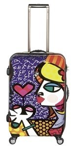 Heys – Artiste Britto Couple 4 roues Chariot Taille M