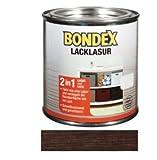 Bondex Lacklasur Nussbaum Dunkel 0,375 l - 352572