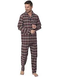El Búho Nocturno - Especial Invierno, Pijama de Caballero | Pijama de Hombre de Tela