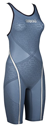 Arena W pwsk Carbon Ultra FBSLO Maillot 1pièce Femme