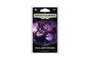 Asmodee Italia Arkham Horror LCG expansión para el Bene Superiore Living Card Game, Color, 9631