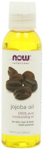 Solutions, Jojoba-Öl, 4 Flüssigunzen (118 ml) - Now Foods