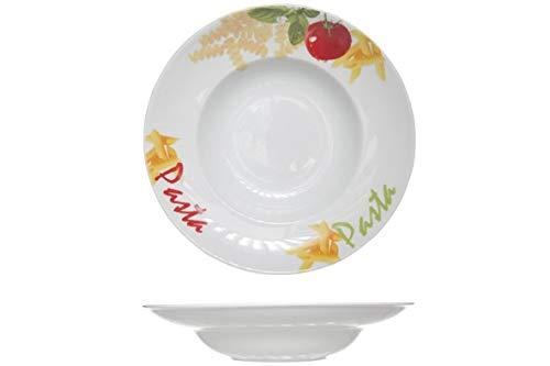 COSY TRENDY - 403218 - ASSIETTE A PATE 27CM DECOREE