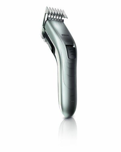 Philips QC5130/15 - Cortapelos con 11 posiciones, peine ajustable y uso con o sin cable