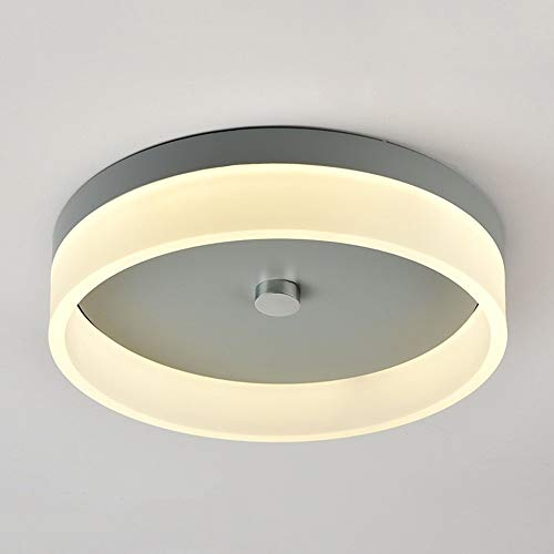 FXING Iluminación Interior Simple y Moderna lámpara de Techo Lámpara de Acrílico...