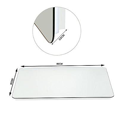 Wefun Badspiegel mit Beleuchtung,Badezimmerspiegel mit Beleuchtung,badezimmerspiegel LED Touch