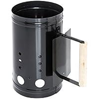 Allgrill® westerholdt–para barbacoas de carbón vegetal, 27cm de altura, 16cm de diámetro